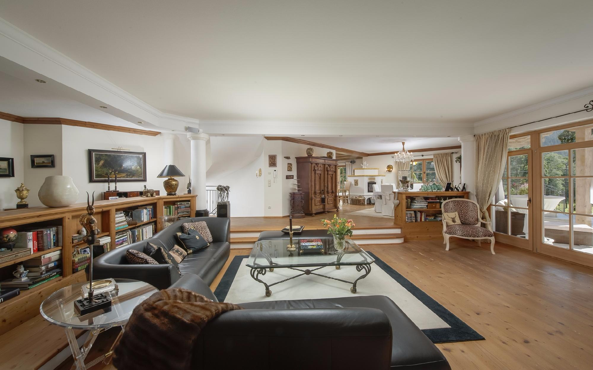 Spacious luxury apartment in a beautiful location in Aurach For Sale - Aurach - Kitzbuehel