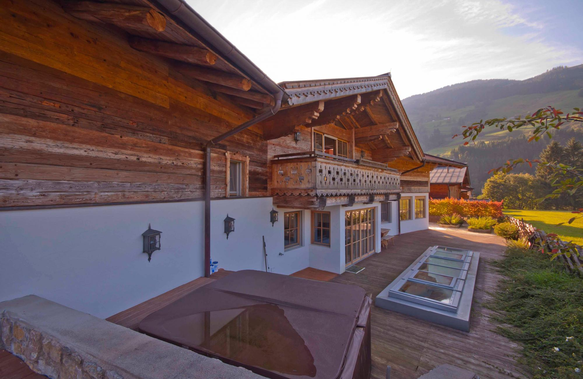 Spacious country villa in Aurach bei Kitzbuhel