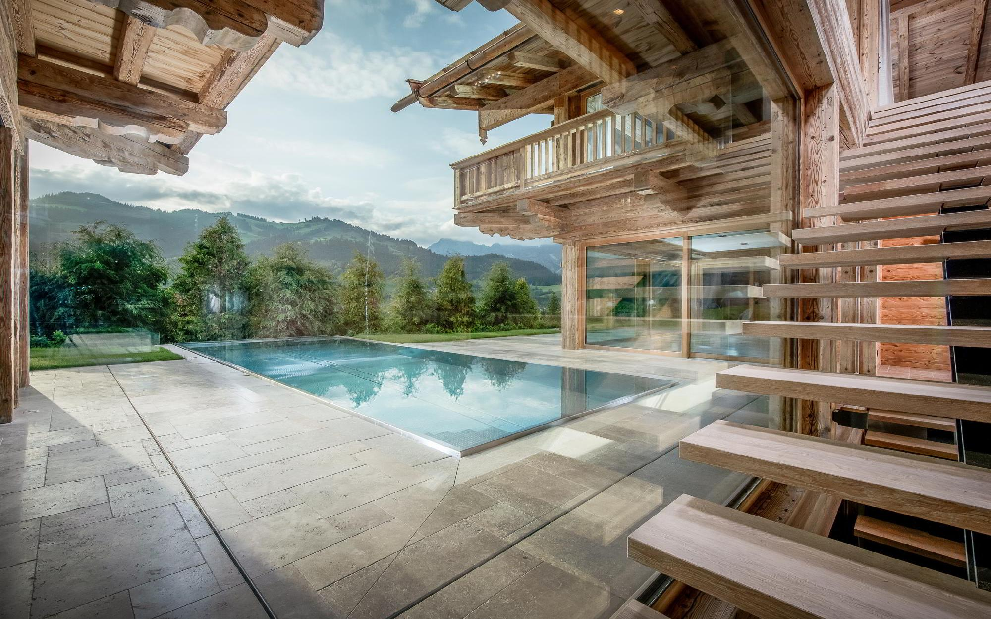Luxury Designer Chalet in famous Alpine region For Sale - Reith near Kitzbuehel