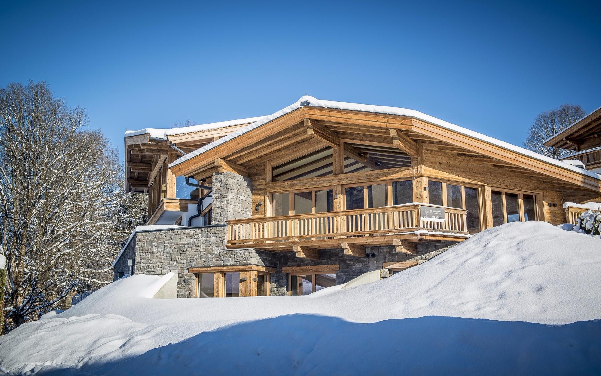 Sonniges Neubauchalet in Kitzbühel zu verkaufen - Österreich - Tirol