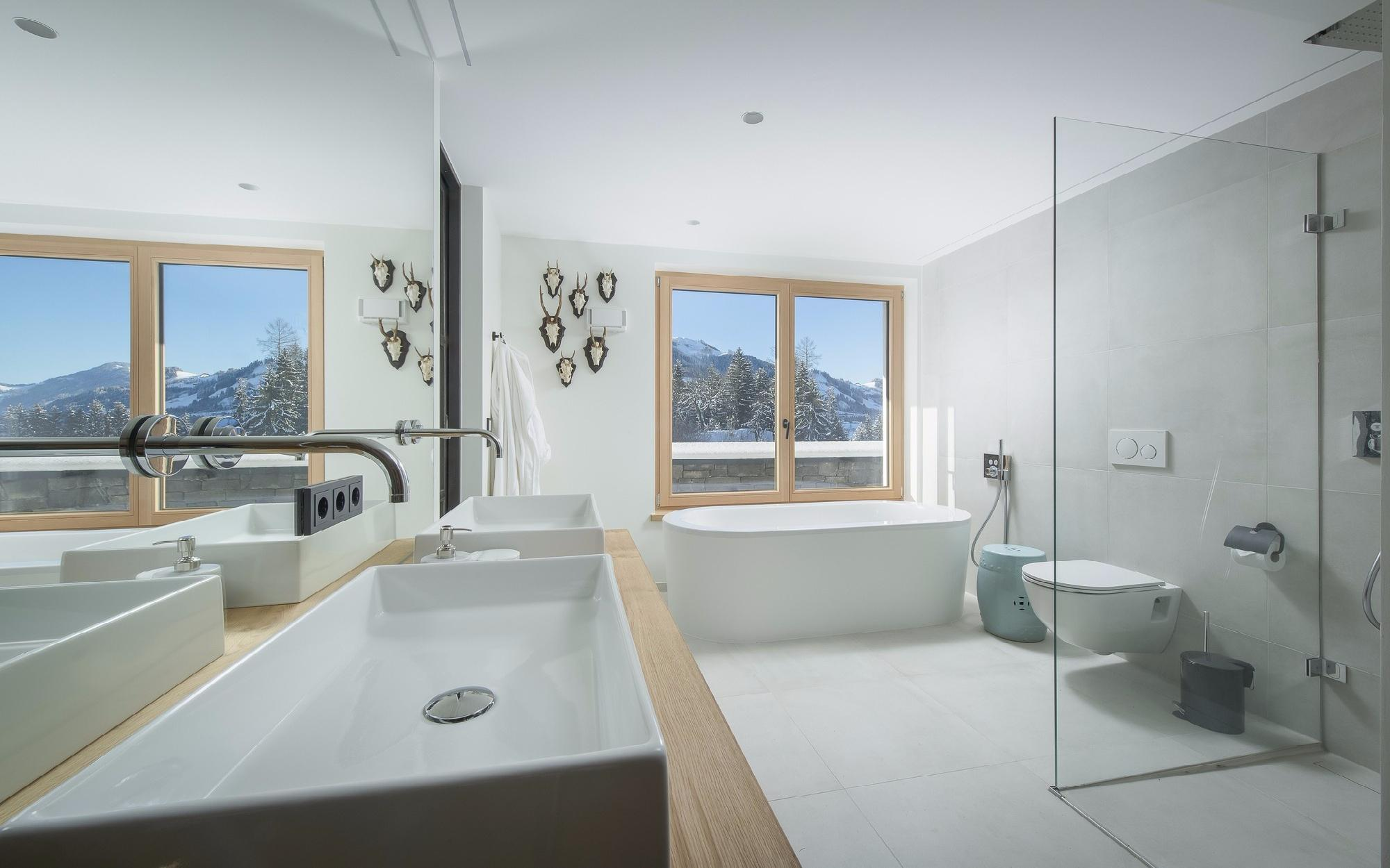 Sunny newly built chalet in Kitzbühel for Sale