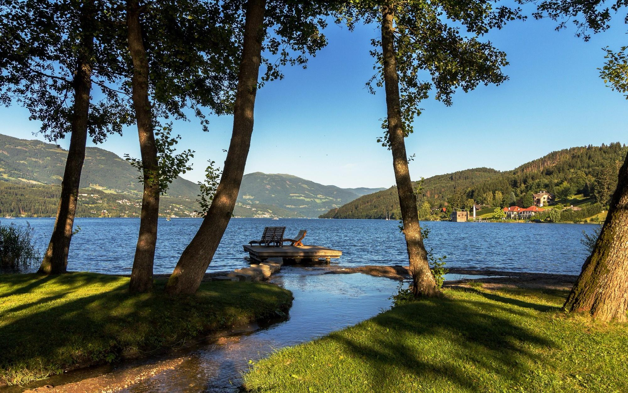 العقارات في النمسا - Unique property in Carinthia at the Lake Millstatt
