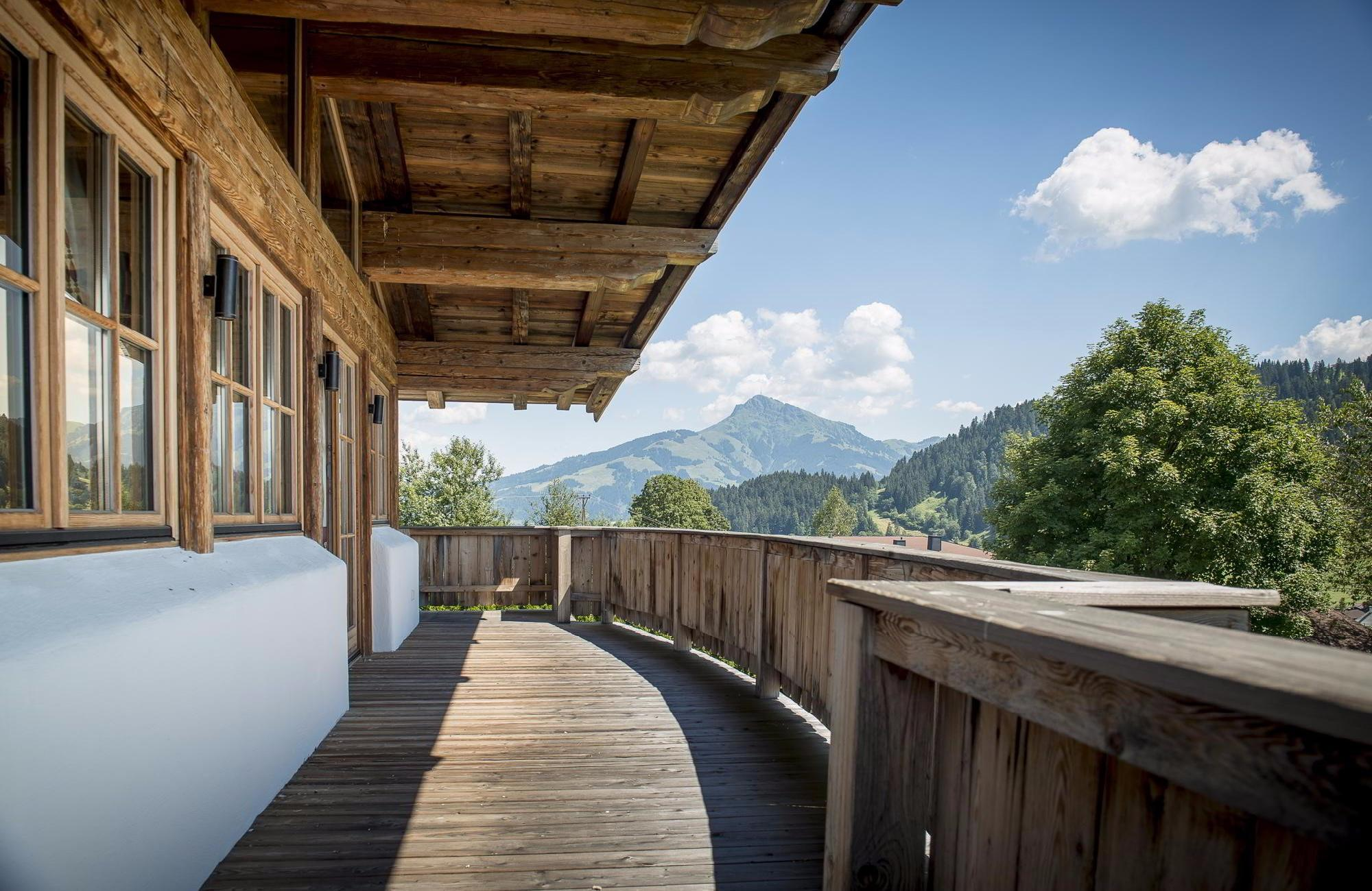 Immobilien - Luxus-Landhaus in Sonnenlage von Going, Going am Wilden Kaiser