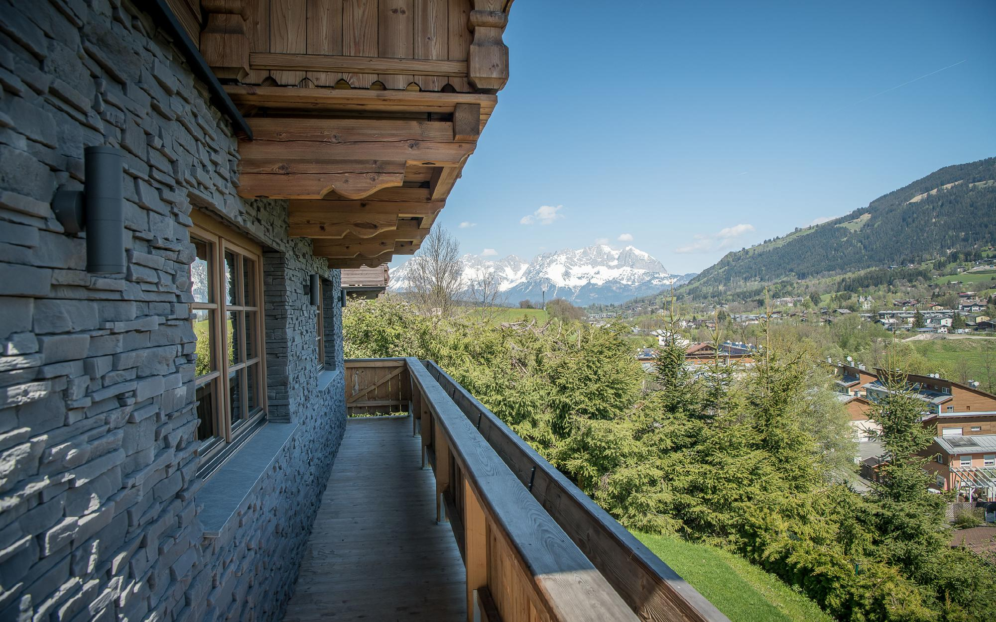 Trendy design chalet in a top location in Kitzbühel for Sale