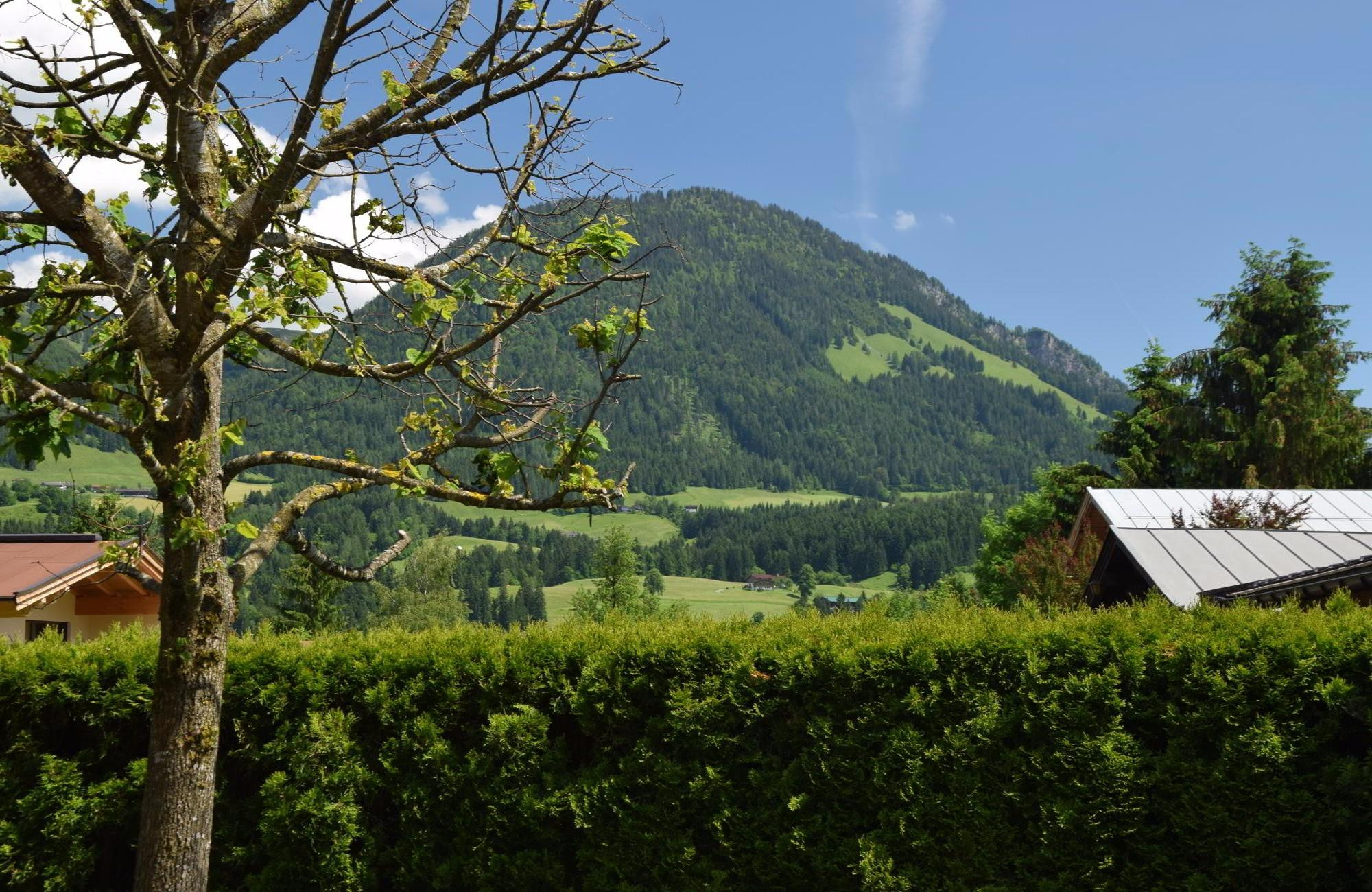 Garden maisonette close to St. Johann