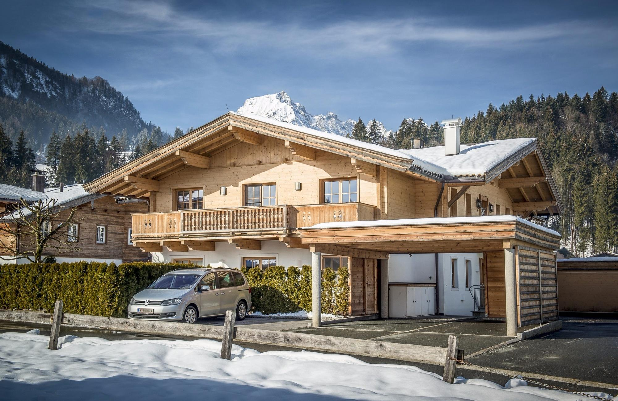 Garden maisonette close to St. Johann - Sold - Austria - Tirol