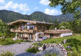 Real Estate in Austria - Fox chalet on the edge of a forest in St. Ulrich