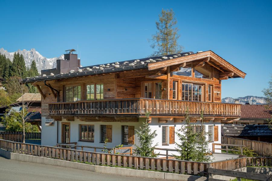 Real Estate in Austria - Trendy chalet in Reith bei Kitzbuhel