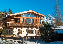 Trendy chalet in Reith bei Kitzbuhel, Reith near Kitzbuehel - for sell