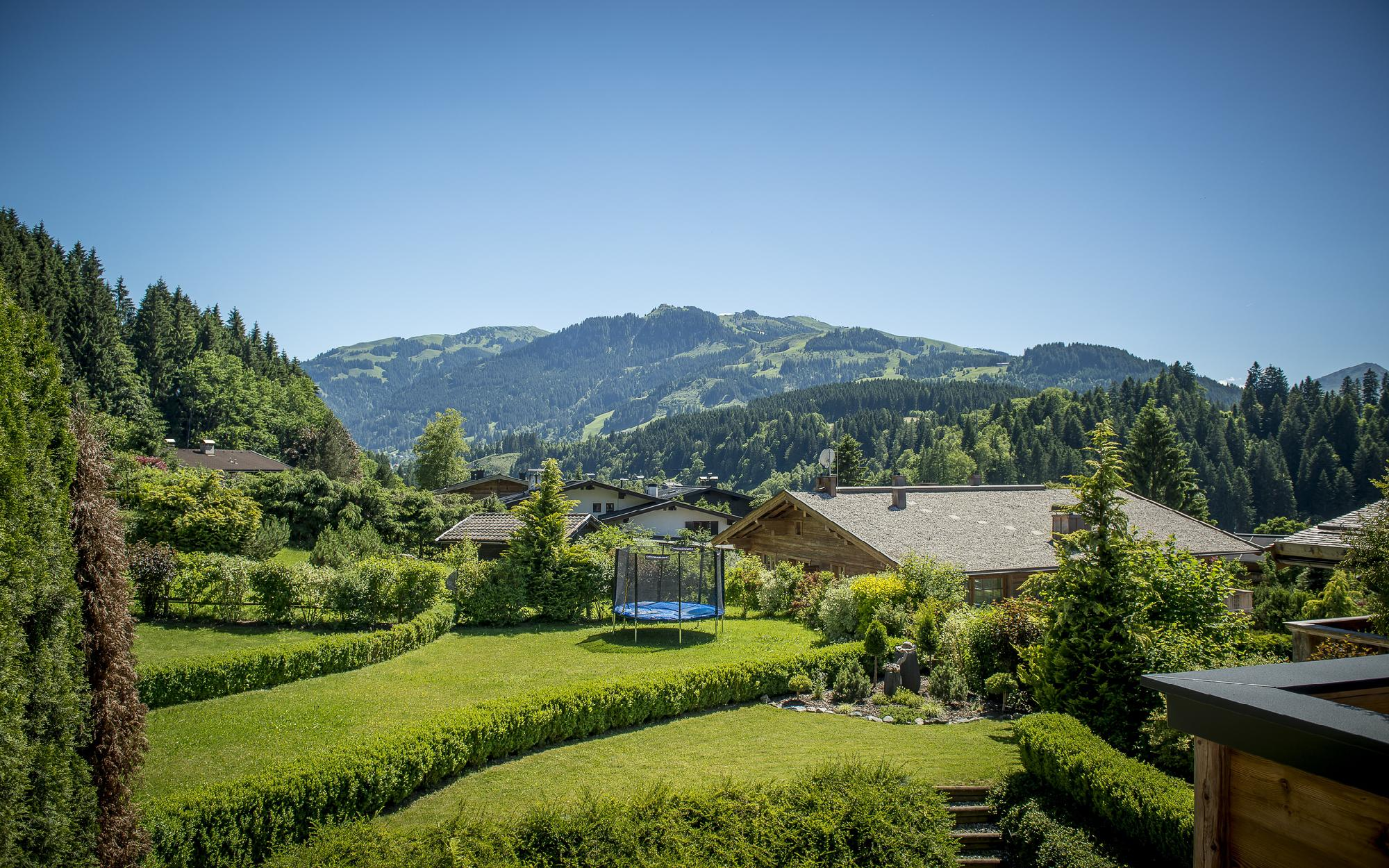 Immobiliare in Austria - Exclusive chalet in a prime location of Kitzbühel