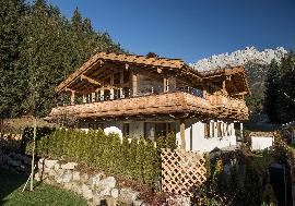 Real Estate in Austria - A good reason for Ellmau - Country house