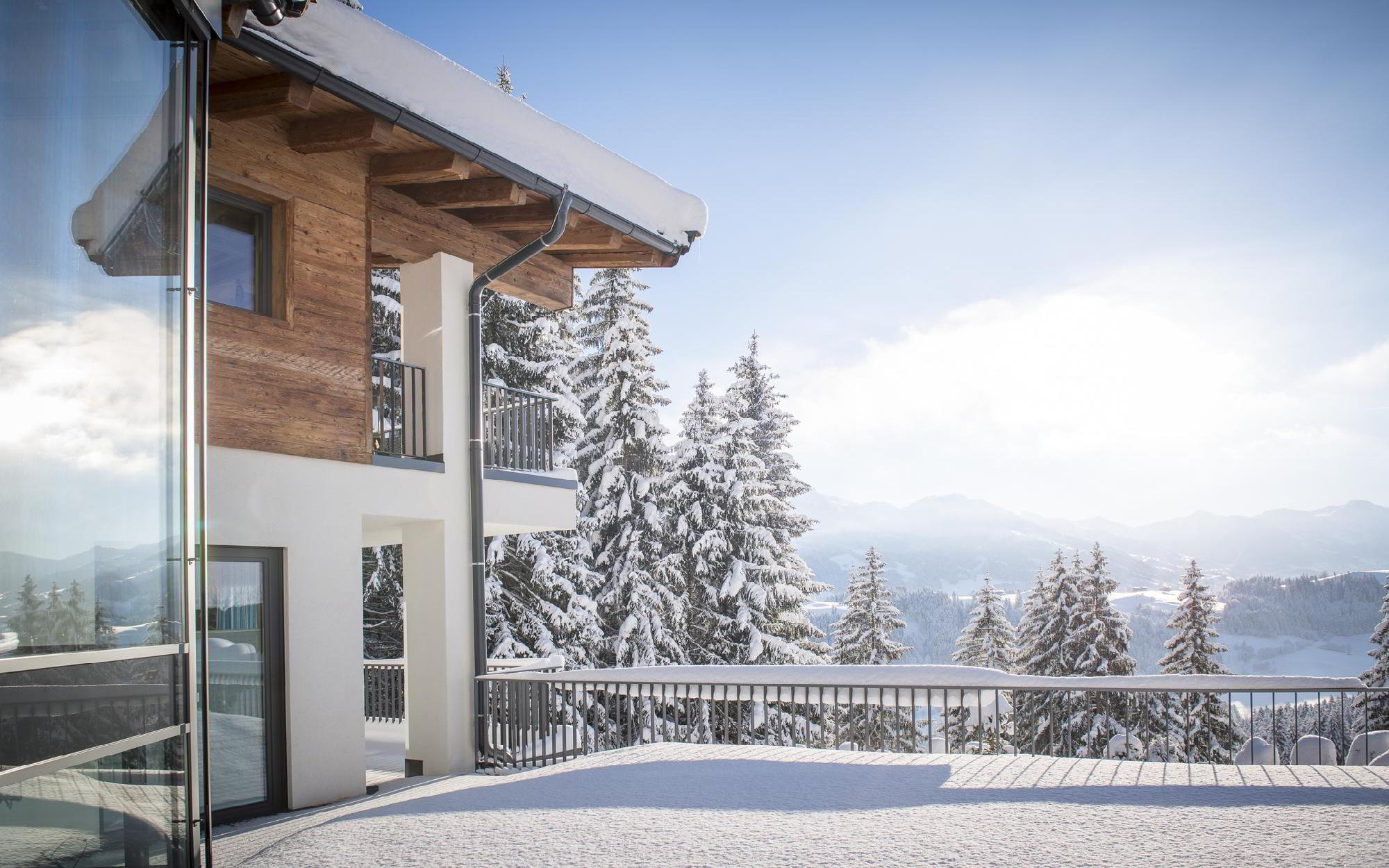 Luxury chalet with a broad alpine view in Reith near Kitzbühel for Sale - Tirol - Austria