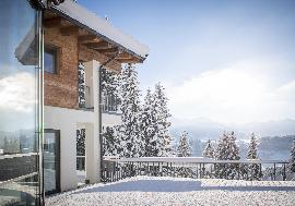 Real Estate in Austria - Luxury chalet with a broad alpine view in Reith near Kitzbühel
