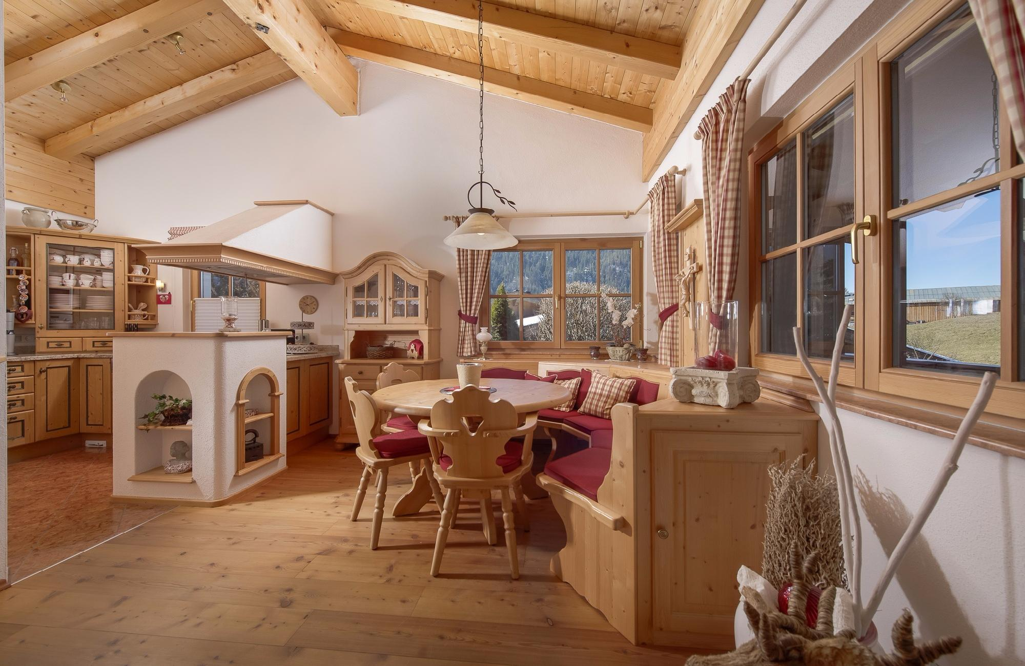 Traditional country house near the Kitzbühel Schwarzsee for Rent