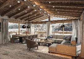Real estate in Austria - Tirol - Beautiful new Chalet on the southern outskirts of Kirchberg For Sale - Kirchberg -