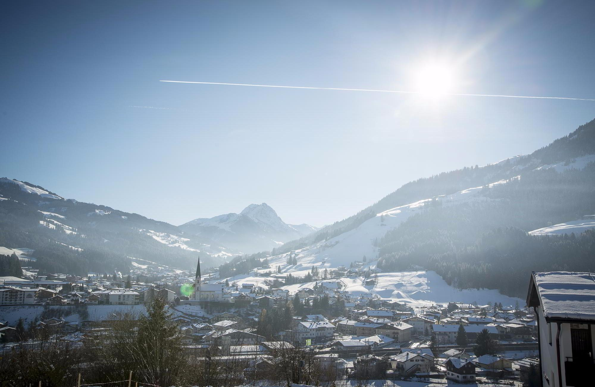 Sunny plateau resort with 3 chalets in Kirchberg SOLD - Austria - Tirol
