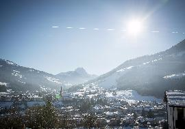 Real estate in Austria - Sunny plateau resort with 3 chalets in Kirchberg For Sale - Kirchberg - Tirol
