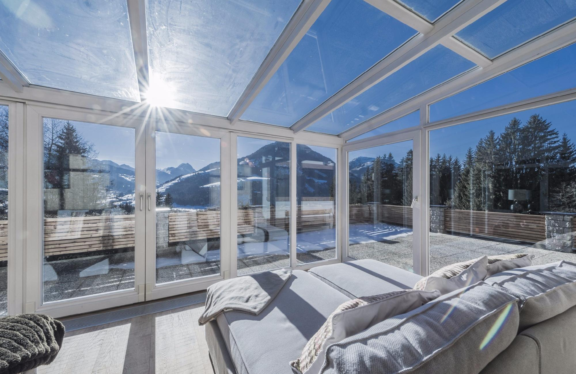 Fastigheter i Österrike - `Second Home` in Austria with unobstructed view