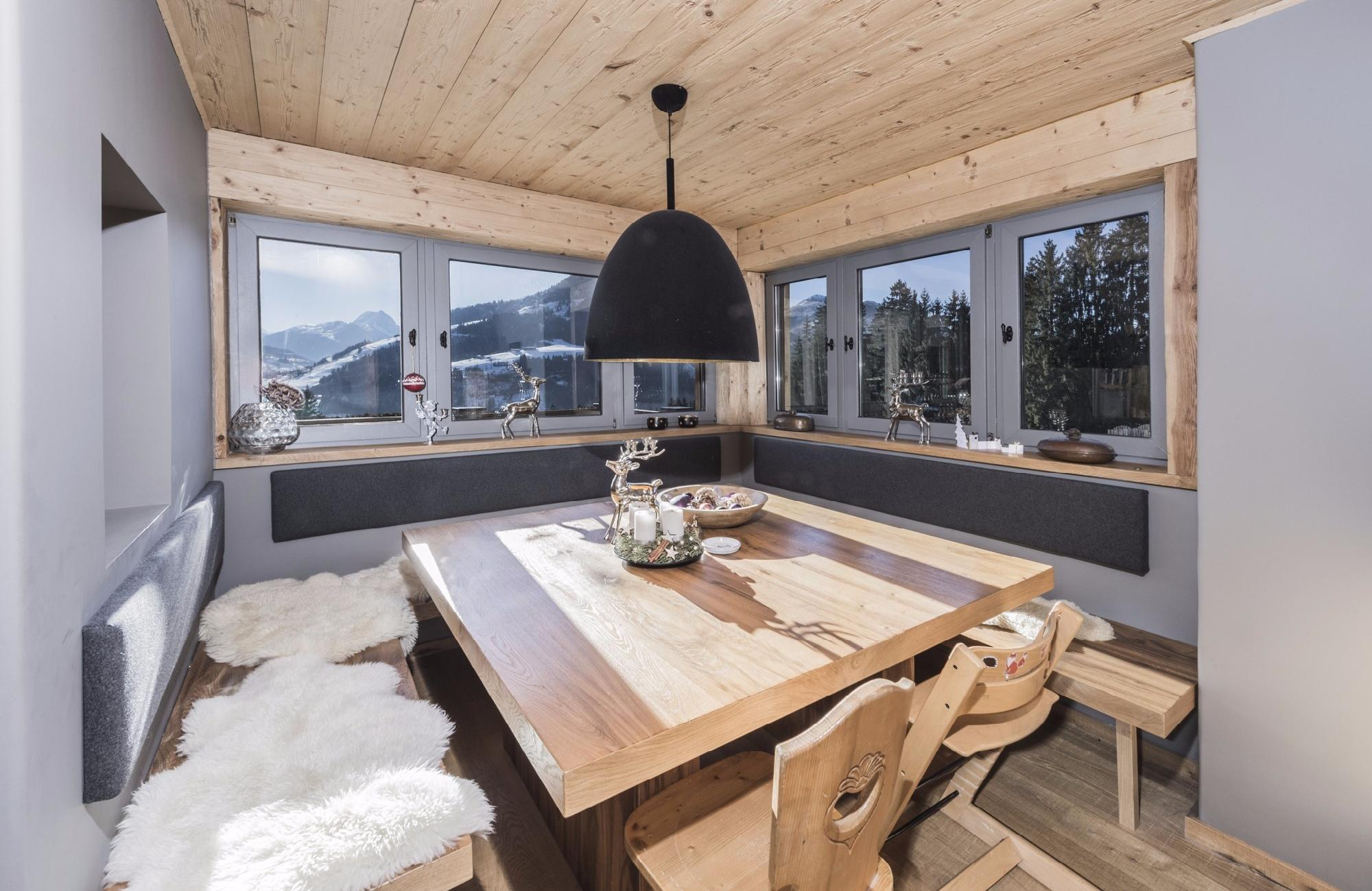 `Second Home` in Austria with unobstructed view