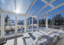 `Second Home` in Austria with unobstructed view, Kirchberg - Österreich - Tirol