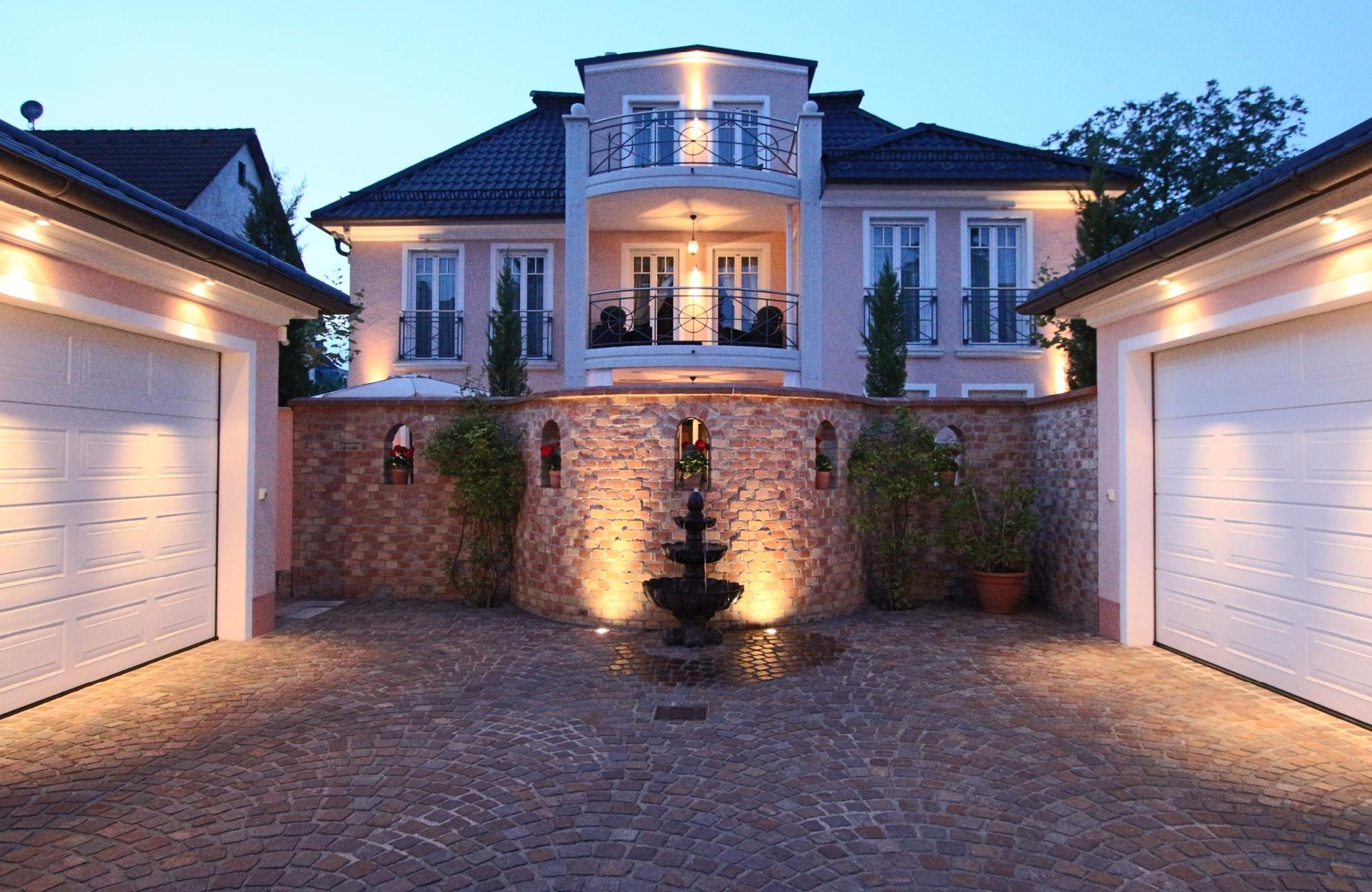 Exclusive villa in the Westpark of Munich