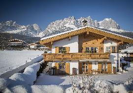 Real estate in Austria - Tirol - Spacious and high-quality Tyrolean country house in Going For Sale - Going am Wilden Kaiser -