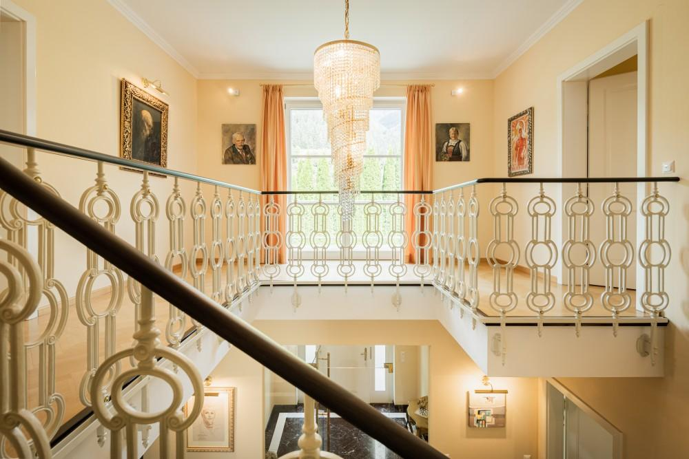 Stately stone villa near Weissensee for Sale