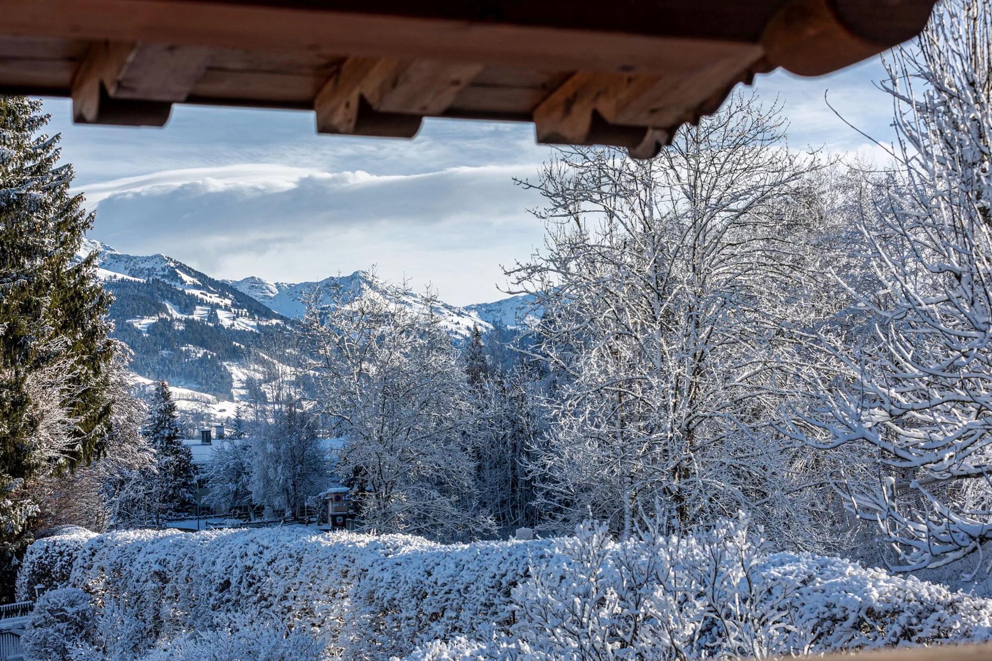 Immobilien - Stilvolle Dachgeschosswohnung in Kitzbühel für Skiliebhaber , Kitzbuehel