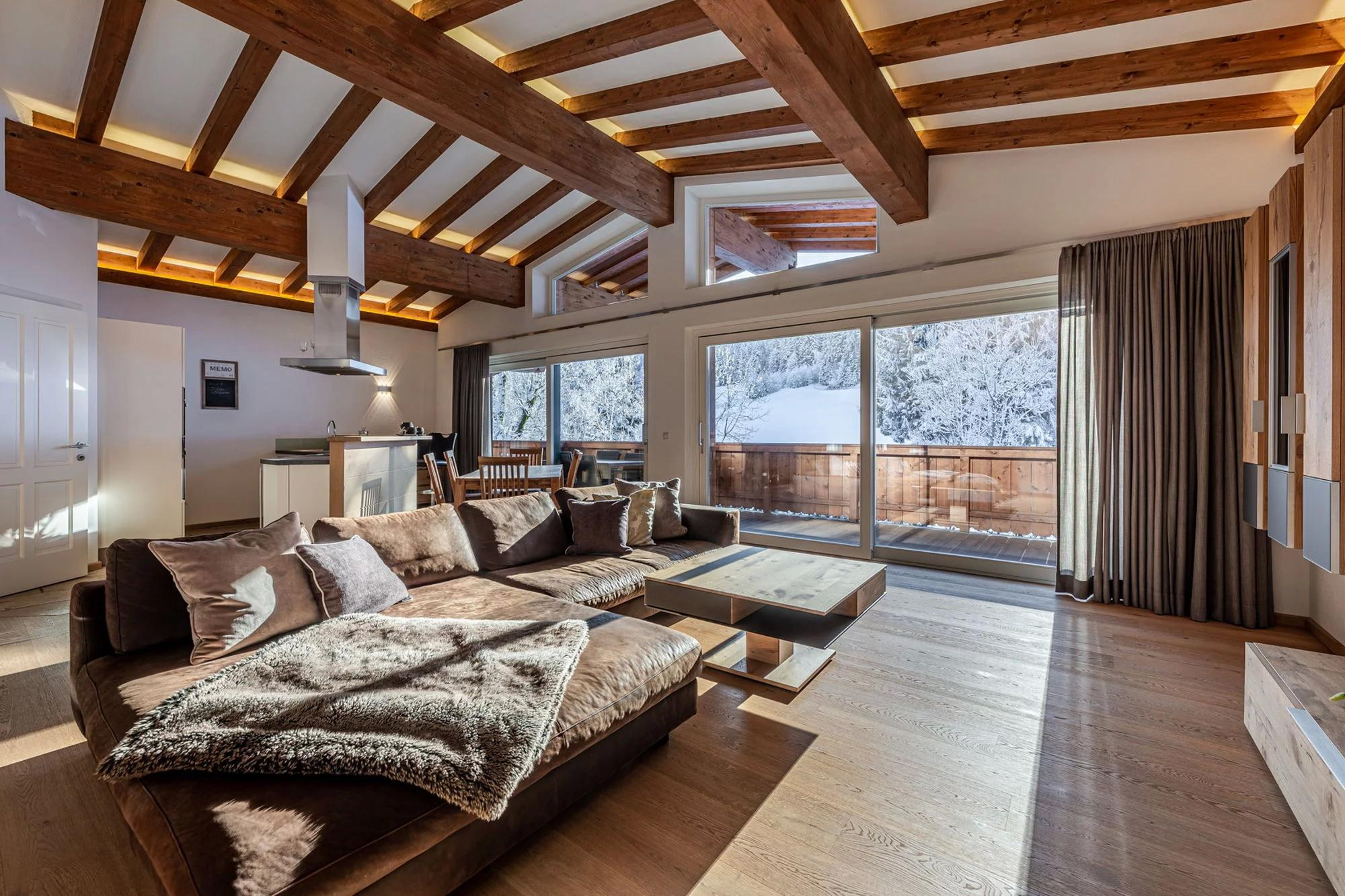 Stylish attic apartment in Kitzbühel for ski lovers For Sale - Austria - Tirol