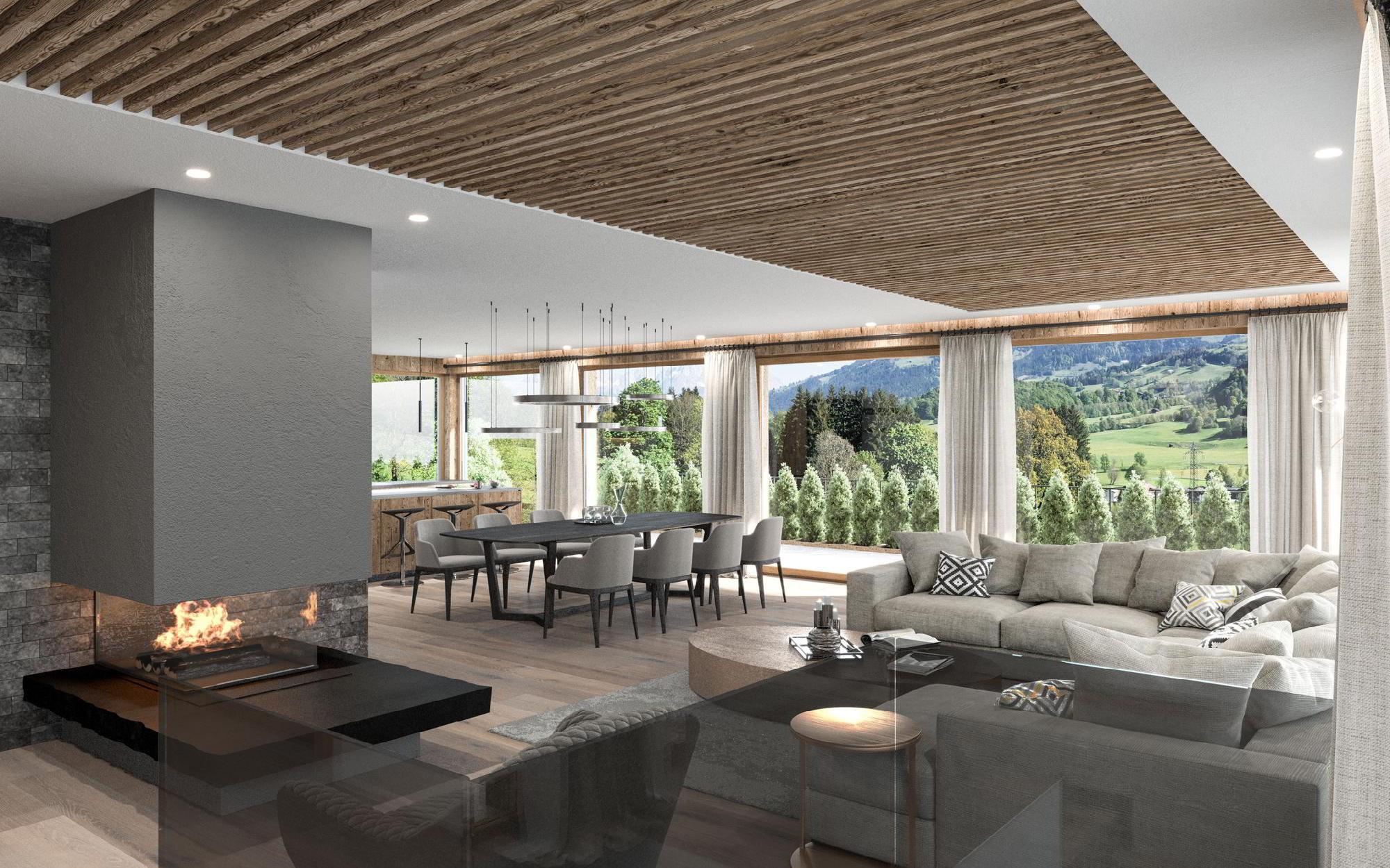 Новые роскошные апартаменты в престижном районе Аурах на продажу, Аурах-бай-Кицбюэль