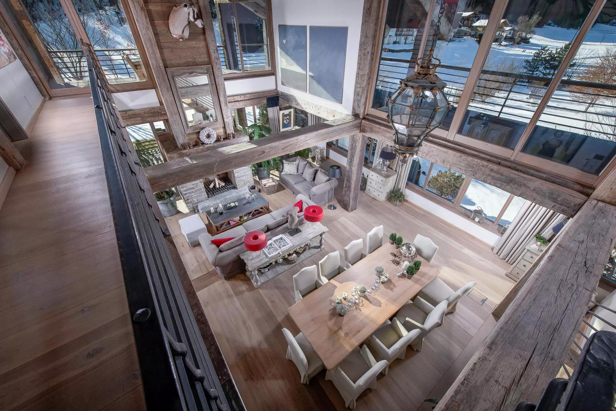 Very exclusive chalet in a top location of Kirchberg in Tirol for Sale