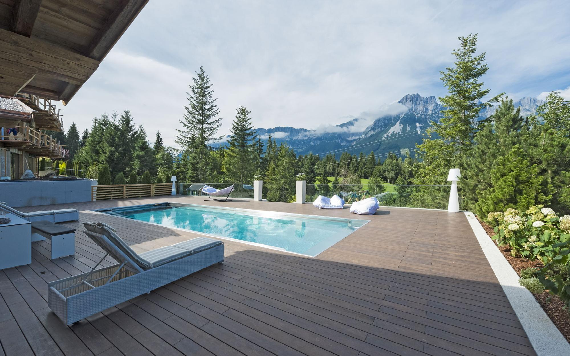 Immobiliare in Austria - Exceptional property in Ellmau with a view of the Wilder Kaiser