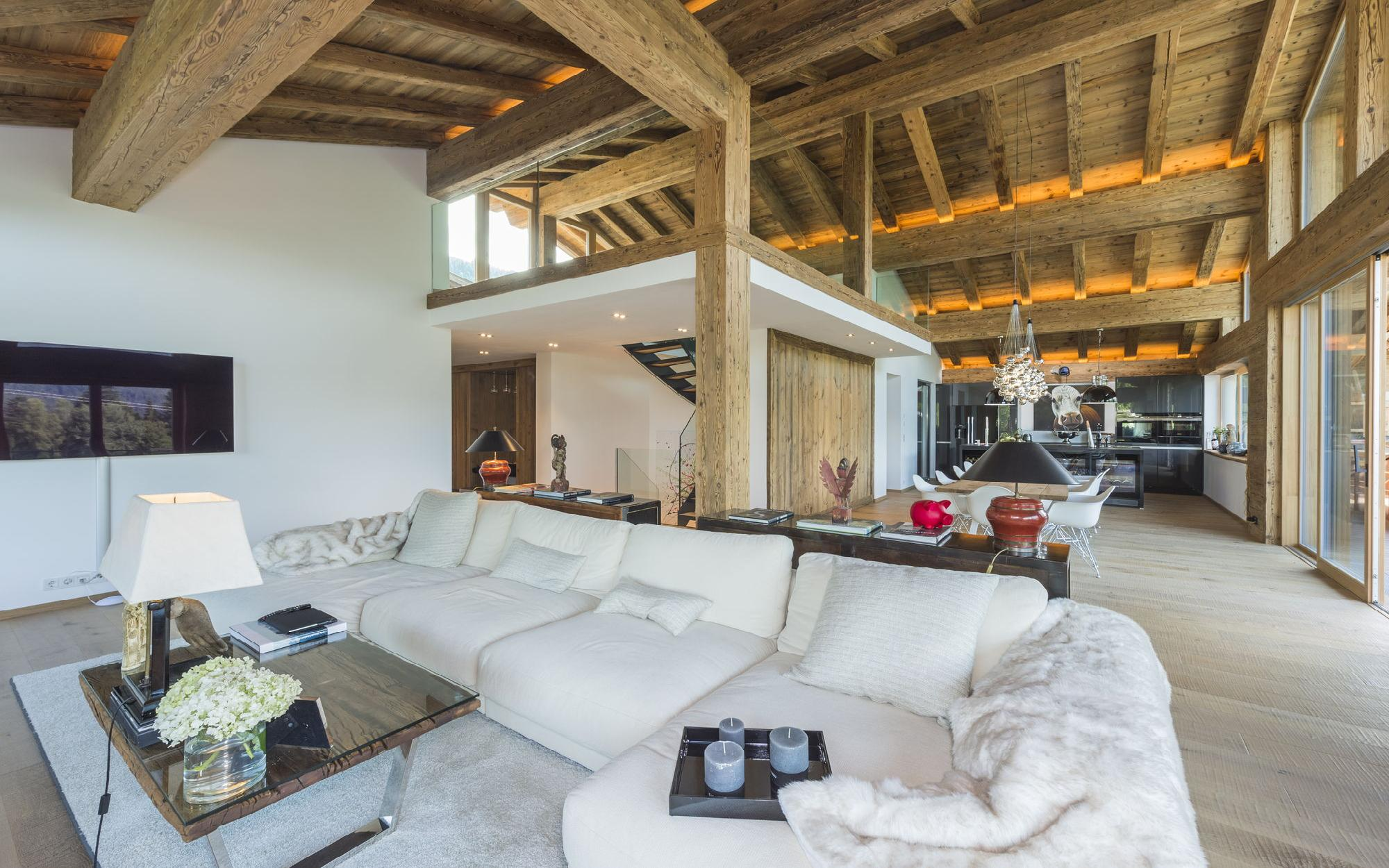 Exceptional property in Ellmau with a view of the Wilder Kaiser for Sale
