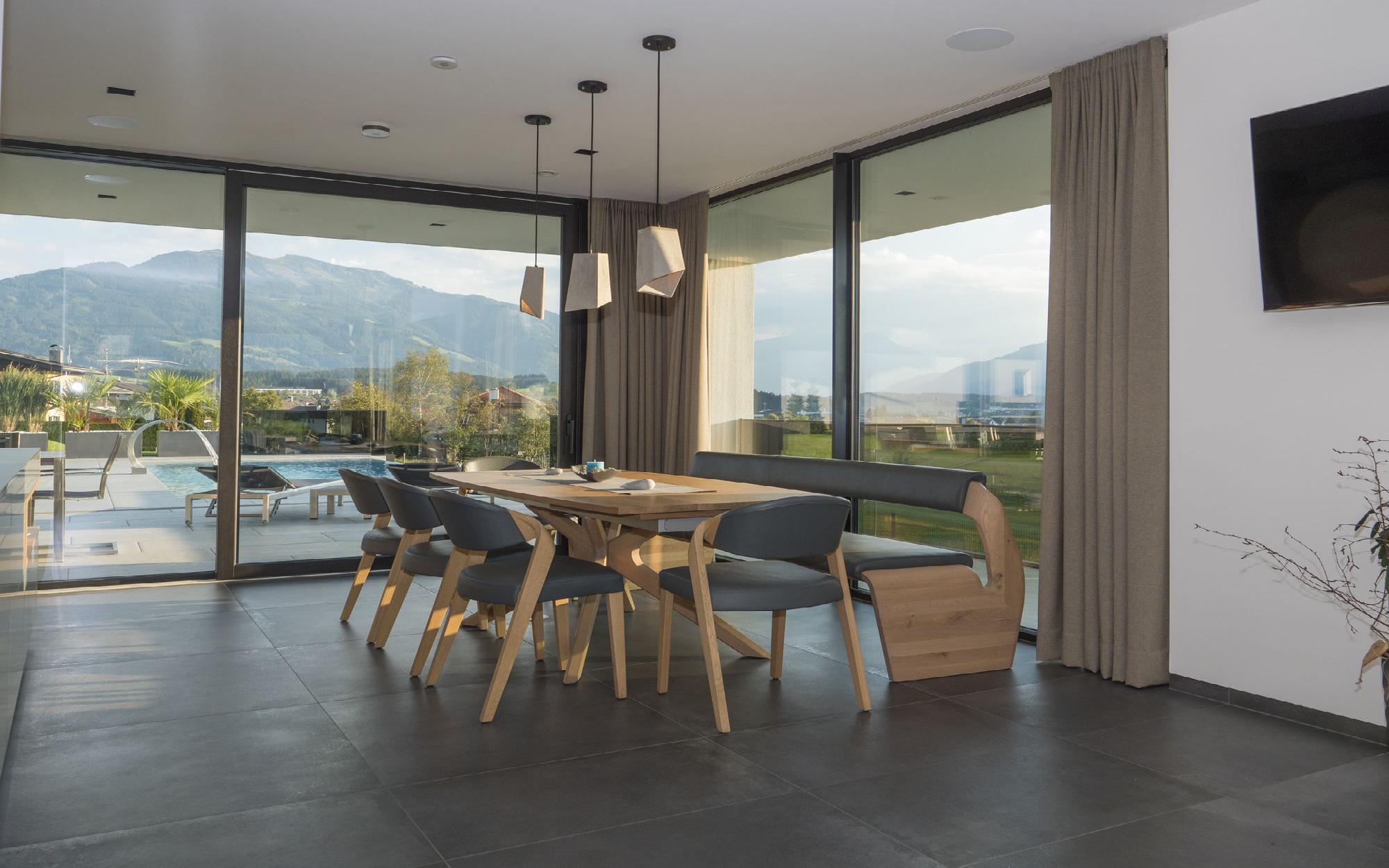 Элитная недвижимость с панорамным видом на горы на продажу, Зальфельден-ам-Штайнернен-Мер