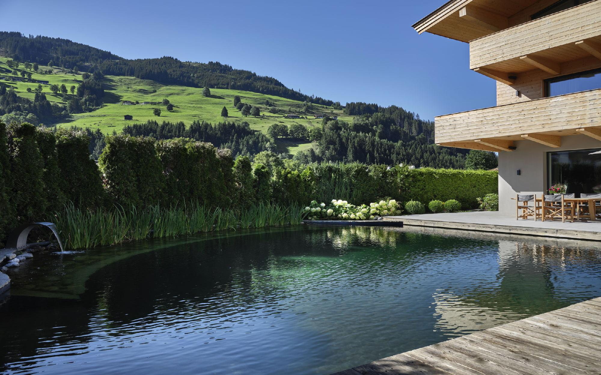 Impressive residential property in Aurach near Kitzbuehel for Sale - Tirol - Austria