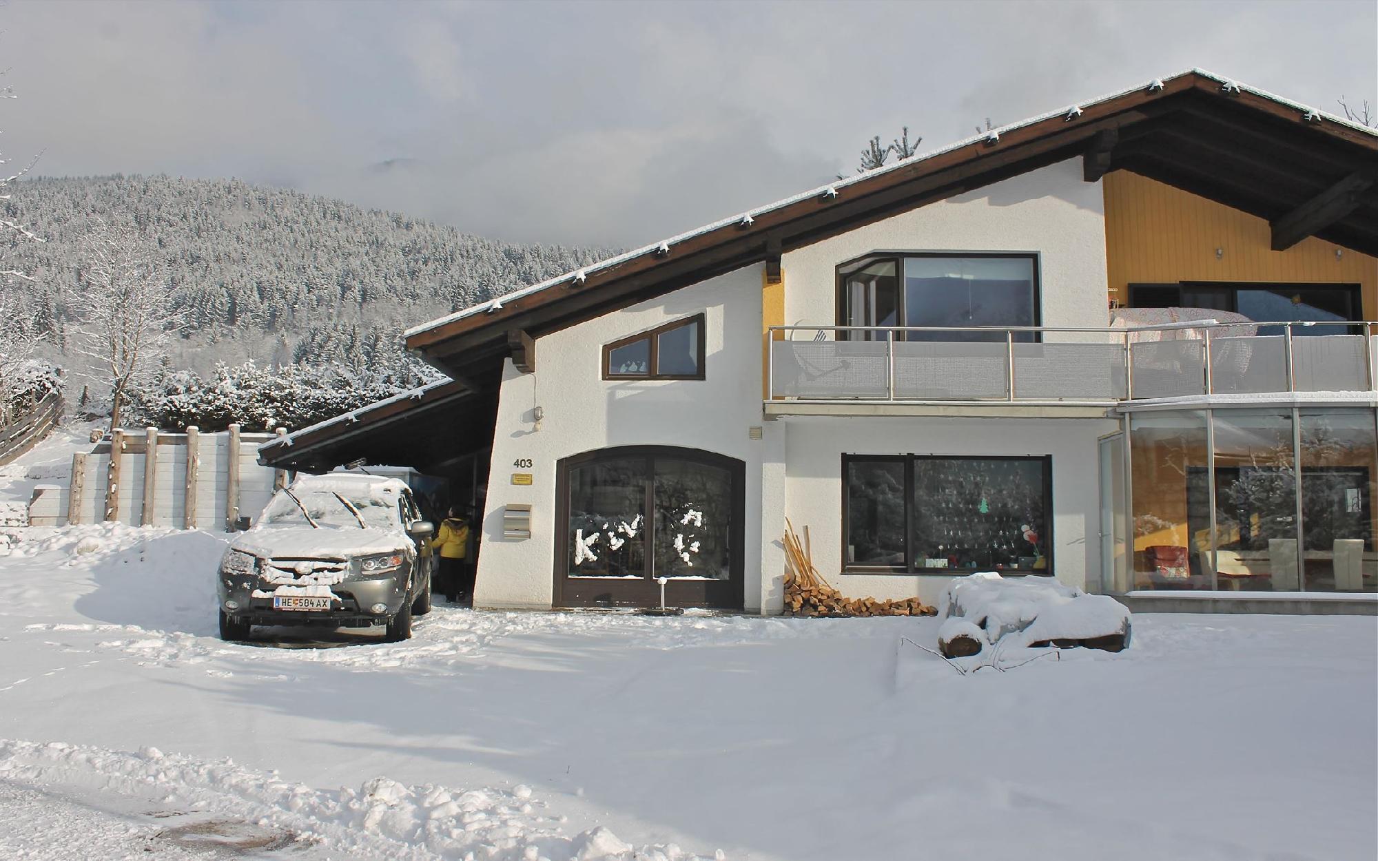 Двухэтажная вилла класса «люкс» с видом на Альпы на продажу, Кёчах-Маутен