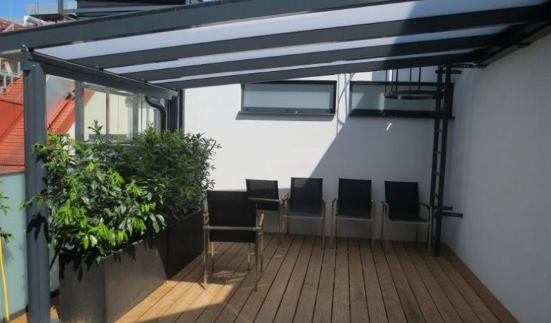 Immobilien - Exklusives Penthouse mit Pool und Hotelservice, 1st District (Innere Stadt)