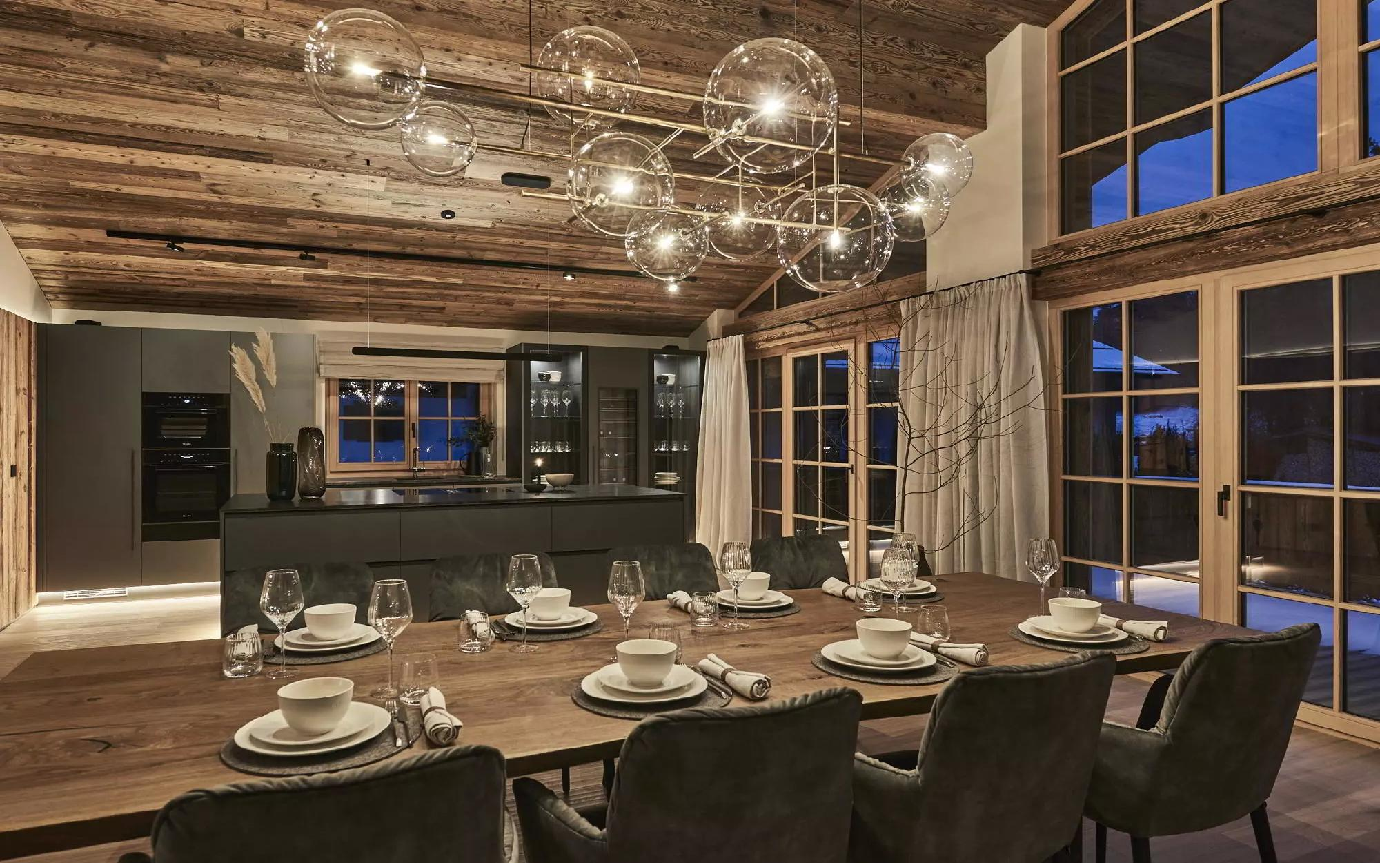Furnished luxury chalet with a view of the Wilder Kaiser for Sale - Tirol - Austria