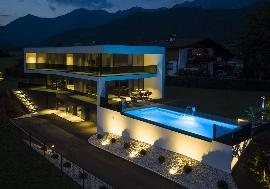 Real Estate in Austria - Luxury property with panoramic mountain views