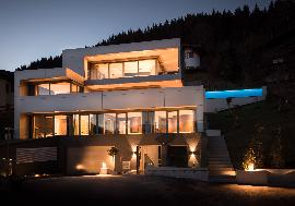 Real Estate in Austria - Modern designed real estate in Zell am See