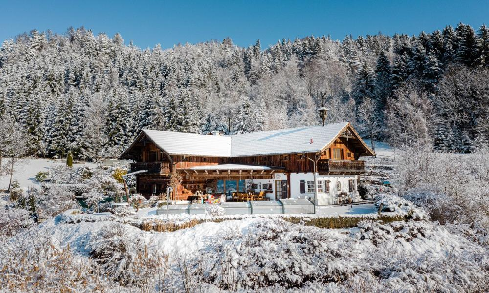 Mountain privacy house with pool and panoramic views for Sale - Carinthia - Austria
