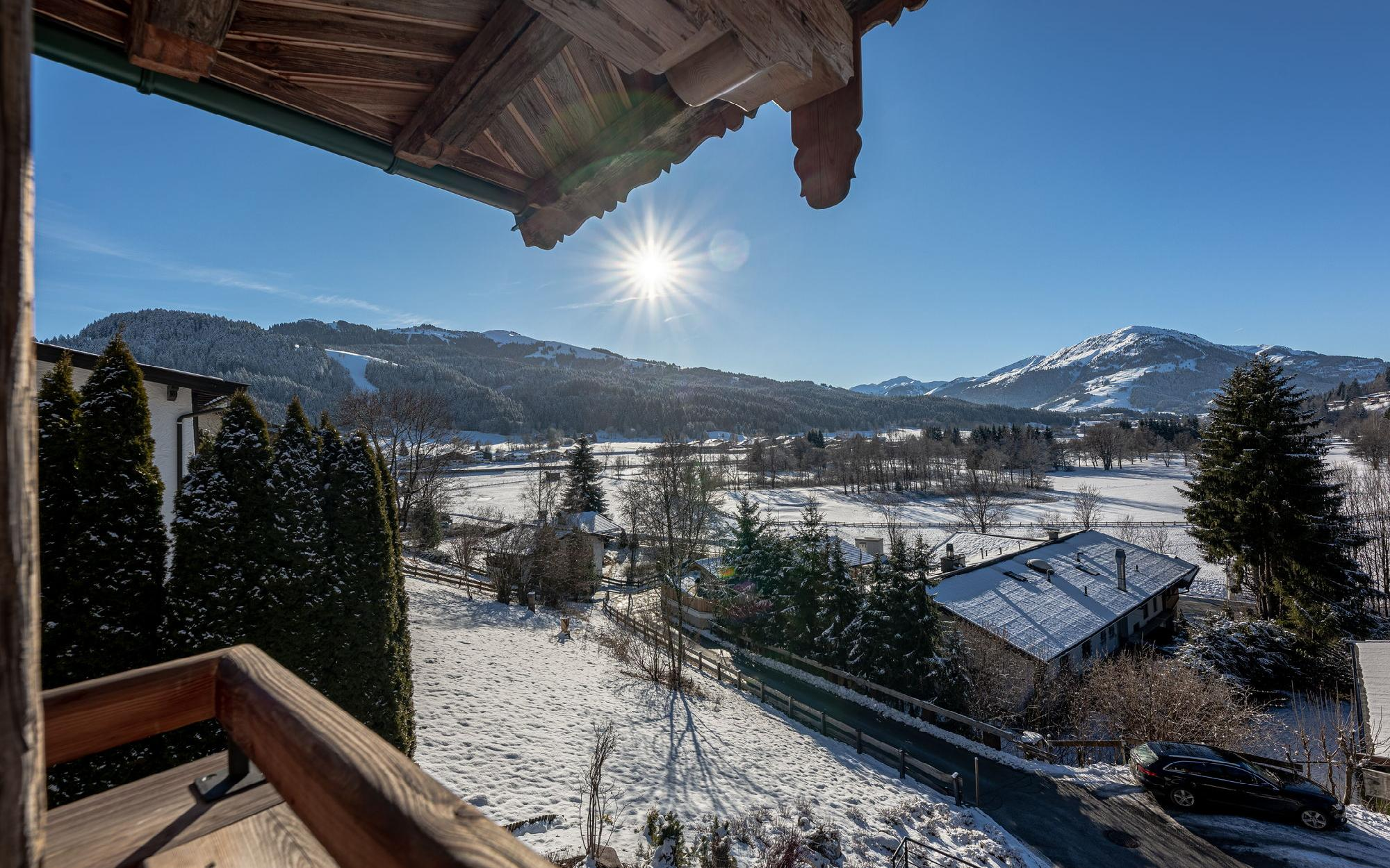 New built Chalet in a sunny location of Kitzbuhel for Sale