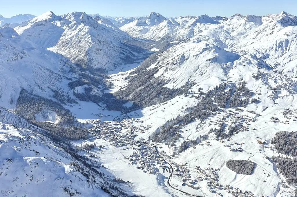 Perfect Ski-Hotel in Lech am Arlberg