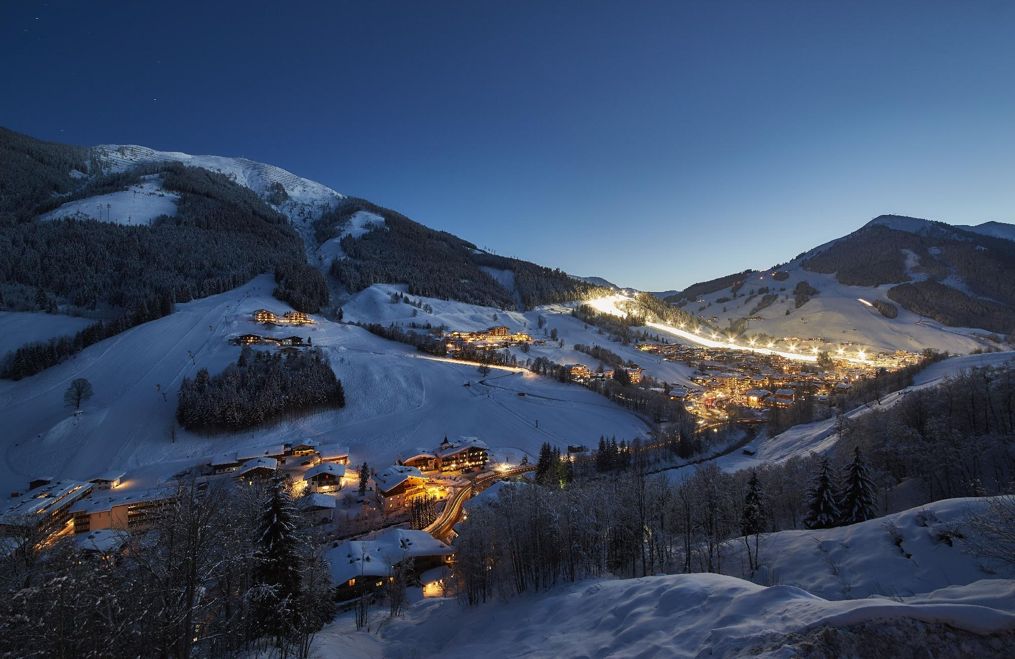 Ski Pension in Austria Reserved - Salzburgland - Austria