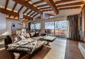 Real estate in Austria - Tirol - Stylish attic apartment in Kitzbühel for ski lovers For Sale - Kitzbuehel -