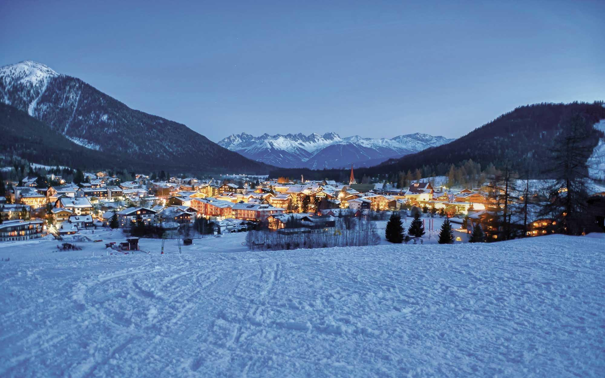 Traditional Hotel in the ski village of Seefeld in Tirol For Sale - Austria - Tirol